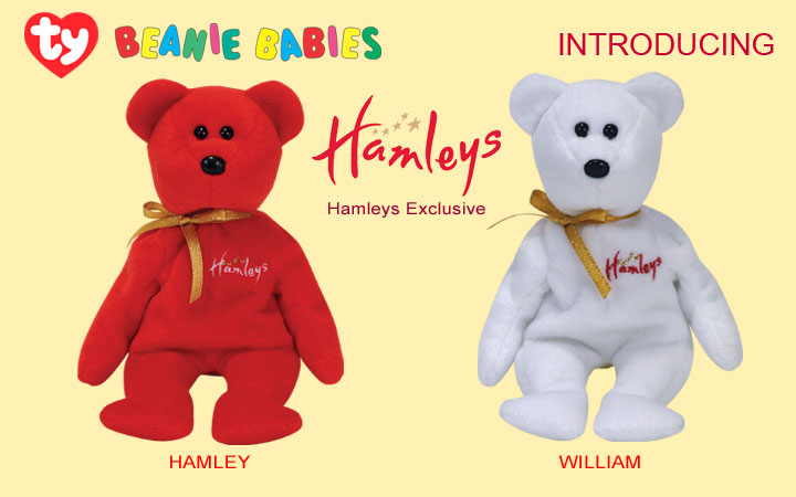 e0b5329efd8 Hamley and William have had their official introduction made on the Ty  website!